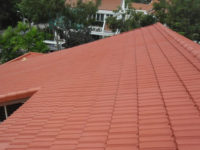 Pitch roof project B (After) - Waterproofing Contractor Singapore