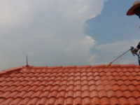 Pitch roof project C (After) - Waterproofing Contractor Singapore