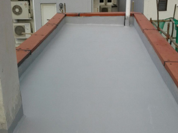RC Roof Project A (after) - Waterproofing Contractor Singapore