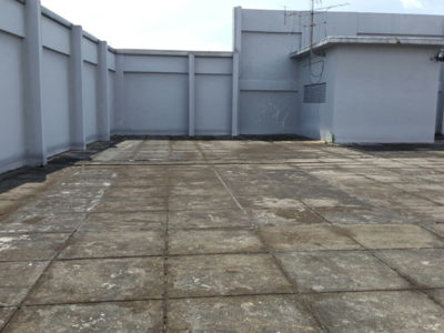 Torch on Project D (Before) - Waterproofing Contractor Singapore